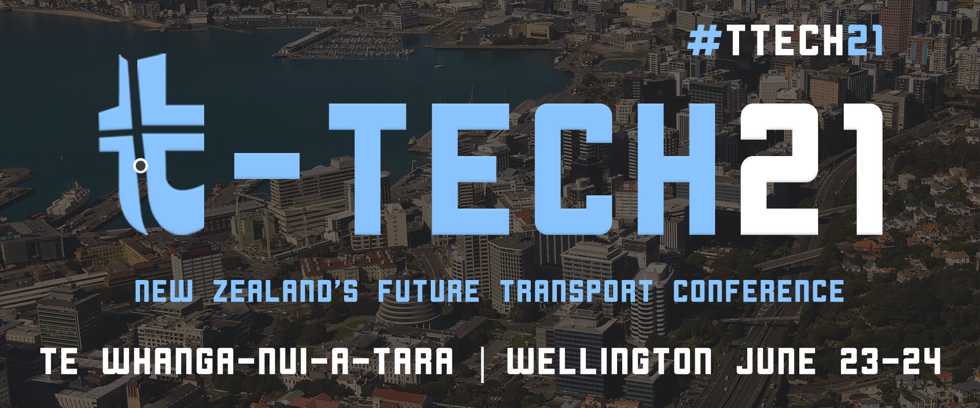 T-Tech Future Transport Conference by ITS New Zealand