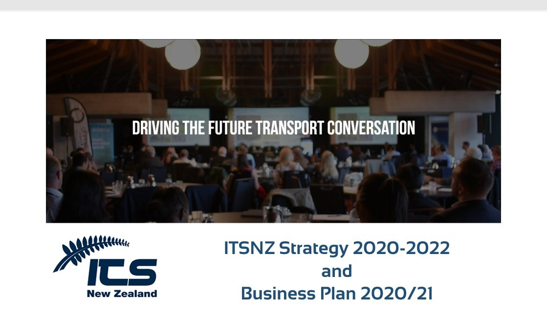 ITSNZ Strategy and Business Plan document 2020 - 2022