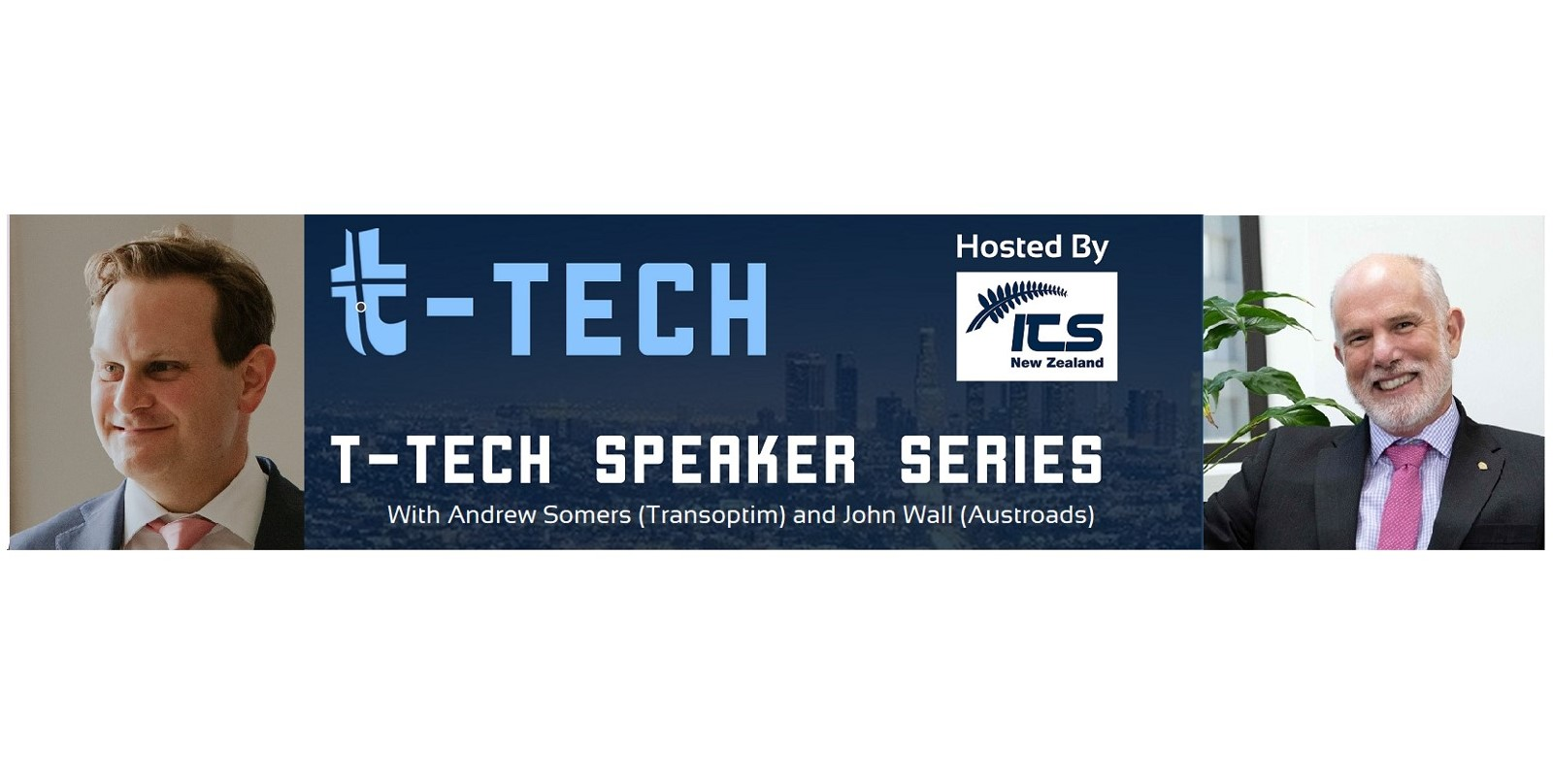 T-Tech Speaker Series: Austroads Future Vehicles Forecast w/ John Wall & Andrew Somers