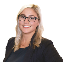 Shannyn Hiroti, Business Development Manager at Mooven (profile picture, Shannyn wears a dark jacket and glasses)