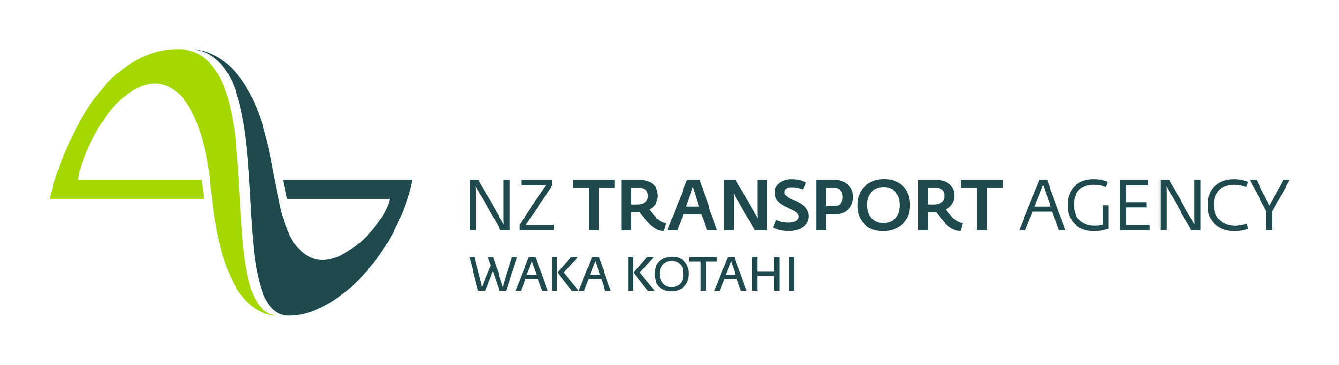 NZTA logo colour