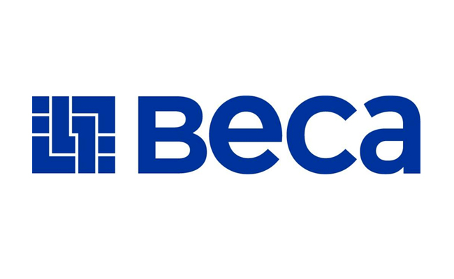 ITS New Zealand Gold members logo Beca