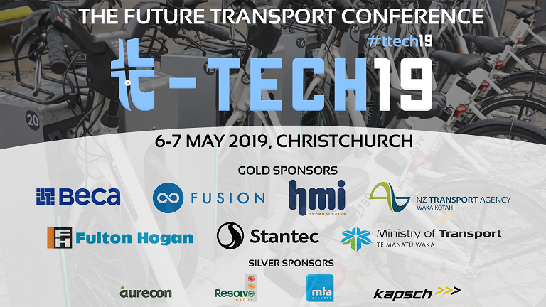 T-Tech Future Transport Conference 2019 #ttech19